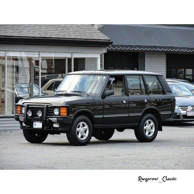 Range Rover Classic Vogue, 1995