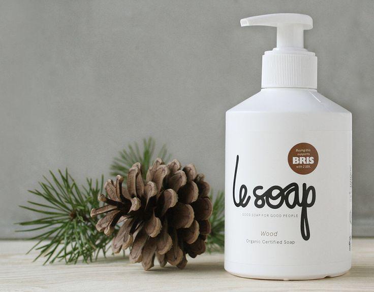 LeSoap — ny superekologisk tvål!