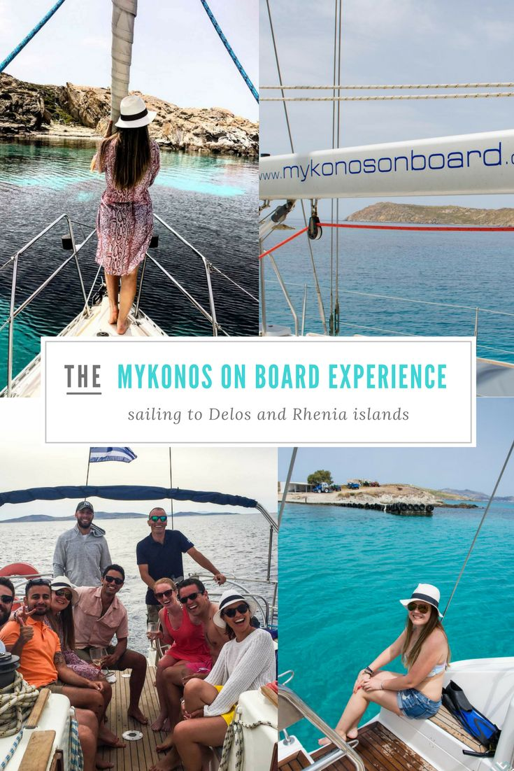 Mykonos on Board: Day trip to Delos and Rhenia - Passion for Greece