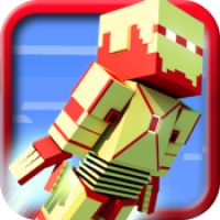THE FAMOUS - MULTIPLAYER MINI GAME: BLOCK IRON ROBOT COME TO IPHONE/IPAD NOW!   FINALLY YOU CAN BE THE INFAMOUS BLOCK IRON ROBOT! WITH THE ABILITY TO SHOOT LASERS, BLOW THINGS UP AT WILL AND MORE!  BLOCK IRON ROBOT in WORLDWIDE MULTIPLAYER MODE! Each room can has up to 15 players! You can play it with other players all over the world.  Download: http://appvn.com/ios/tai-game-iphone/block-iron-robot-3d-original-mine-mini-survival-craft-multiplayer-game/27148