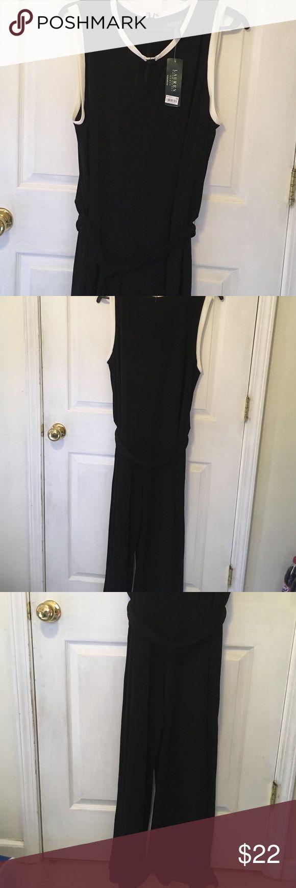 New black and white Ralph Lauren jumpsuit New Ralph Lauren black and white jumpsuit Lauren Ralph Lauren Other