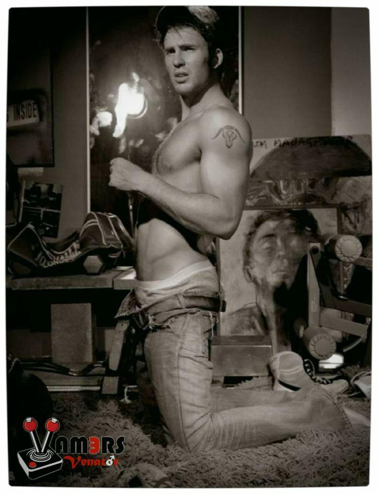 Vamers Venator: Chris Evans | Vamers