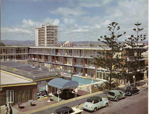 Vintage Gold Coast, Queensland #goldcoast #beach #australia #swimwear