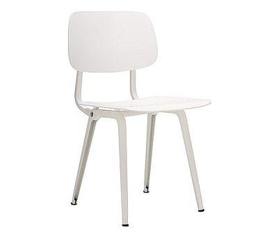 bij een vintage bankje, horen natuurlijk ook vintage stoeltjes.. je wilde ze graag wit, en deze vind ik dan wel goed passen.. kun je de trip trap stoelen verkopen.. ;-)