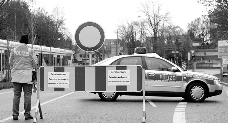 İkinci Dünya Savaşı'ndan kalma bomba, Almanya'da 54 bin kişiyi tahliye ettirdi