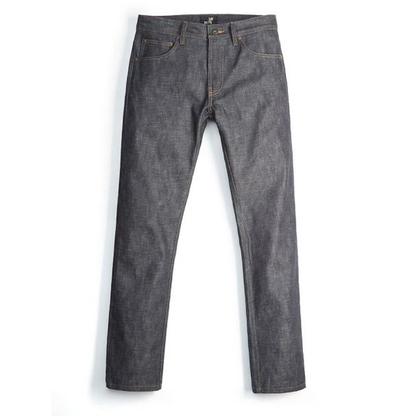 Mens Jeans - Made in USA - Pro Selvedge Raw | Todd Shelton