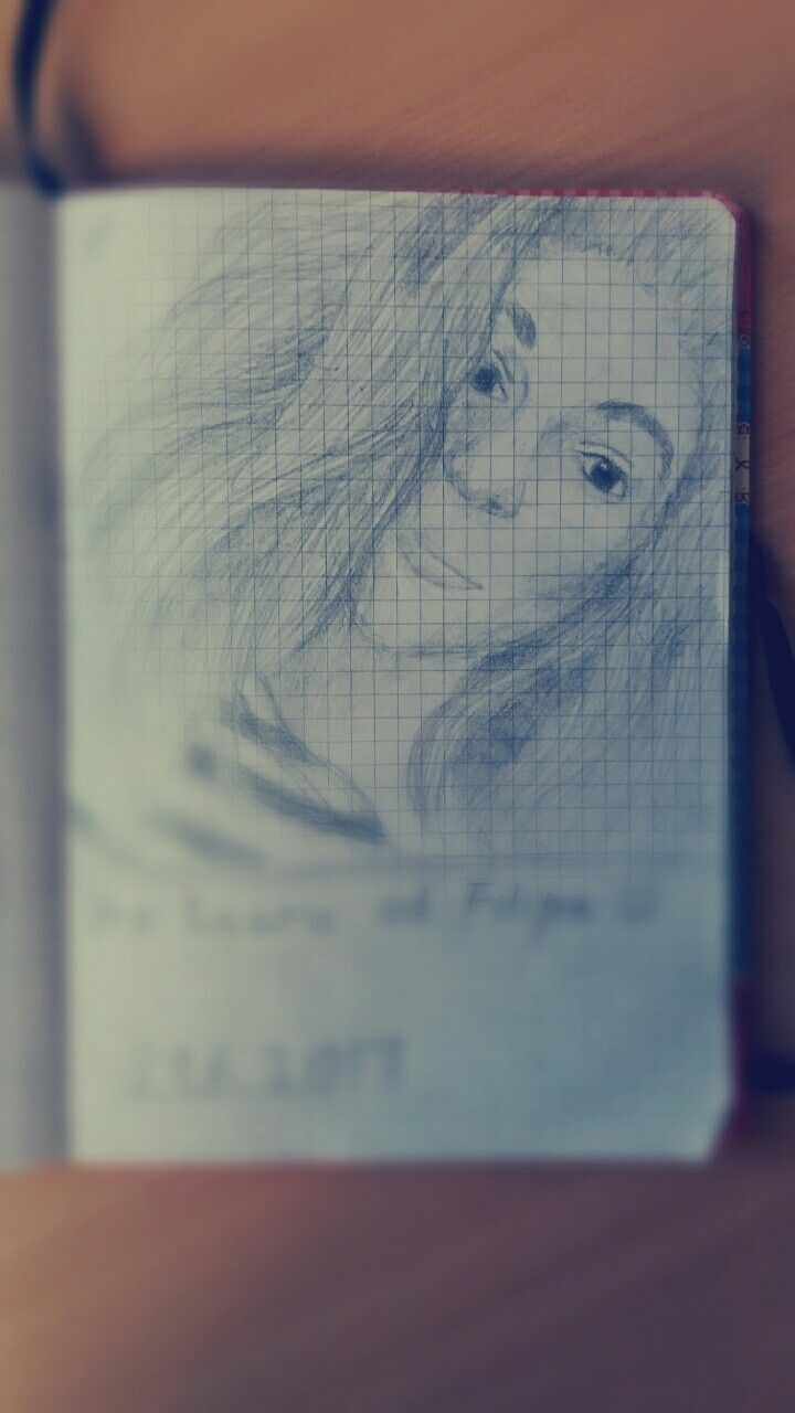 Drawing Of My Classmate - Laura
