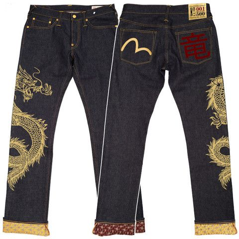 Dragon Jeans RawrDenim.Com