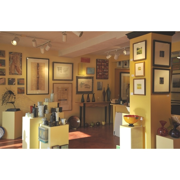 Salon Show  Feb 22, 2008 - Mar 24, 2008    102 paintings, drawings, photographs, etchings, monoprints and collages