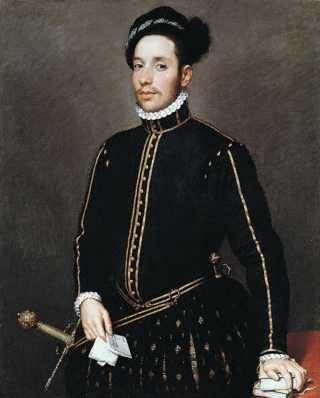 Portrait of a Gentleman (Il Gentile Cavaliere)