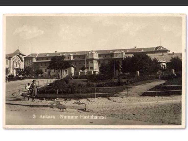 Numune hastanesi