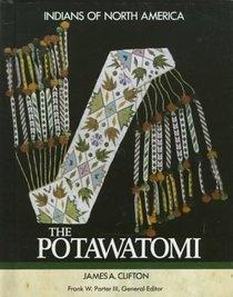 Potawatomi Indian beadwork