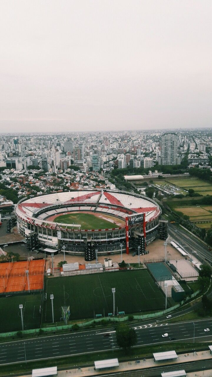 que linda sos 😍😍 #monumental #river #estadio #futbol