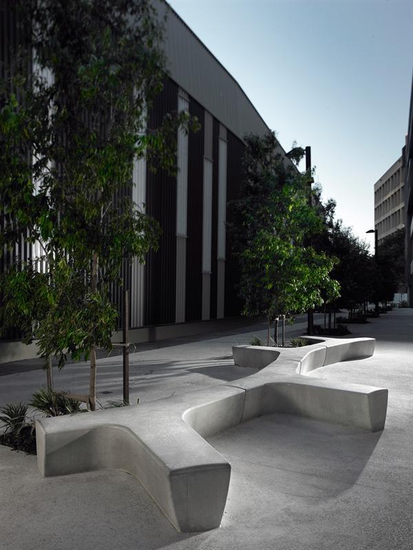 Tournesol Siteworks Twig - Landscaping, Furniture, Concrete - Architect Magazine