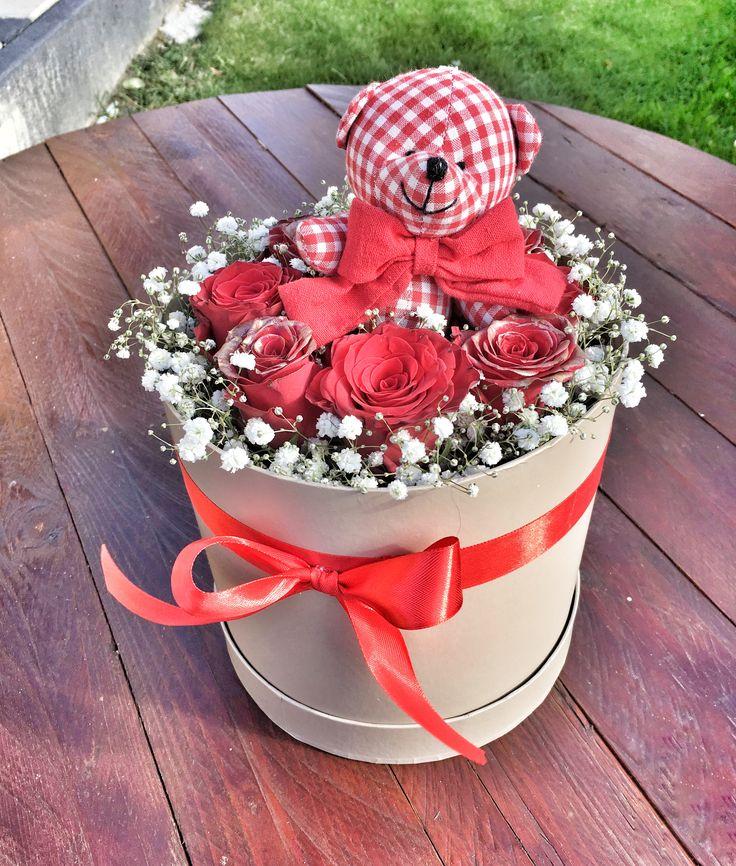 Love flower box