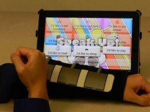 Imaginez ne pas pouvoir contrôler facilement une tablette numérique. Les nouvelles technologies tactiles vous seraient désormais inutiles. En fait, c'est la réalité que vivent les enfants atteints de troubles neurologiques comme la paralysie cérébrale [...] #handicap #education #TIC http://rire.ctreq.qc.ca/2013/03/les-eleves-handicapes-peuvent-avoir-acces-aux-tablettes-grace-au-prototype-access4kids/