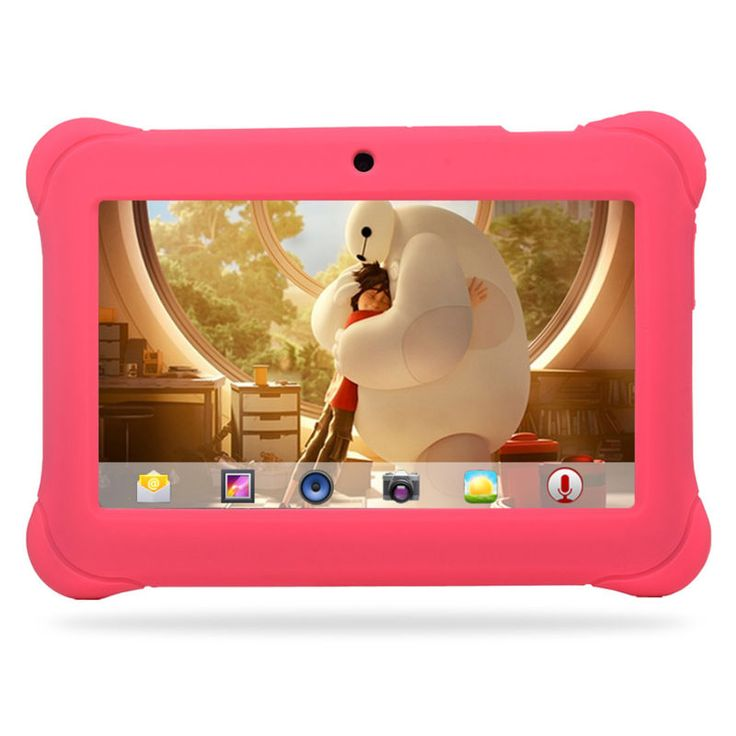 7'' Inch Quad Core HD Tablet For Kids Android 4.4 KitKat