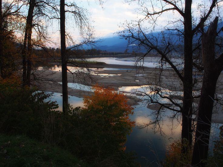 Columbia River Revelstoke