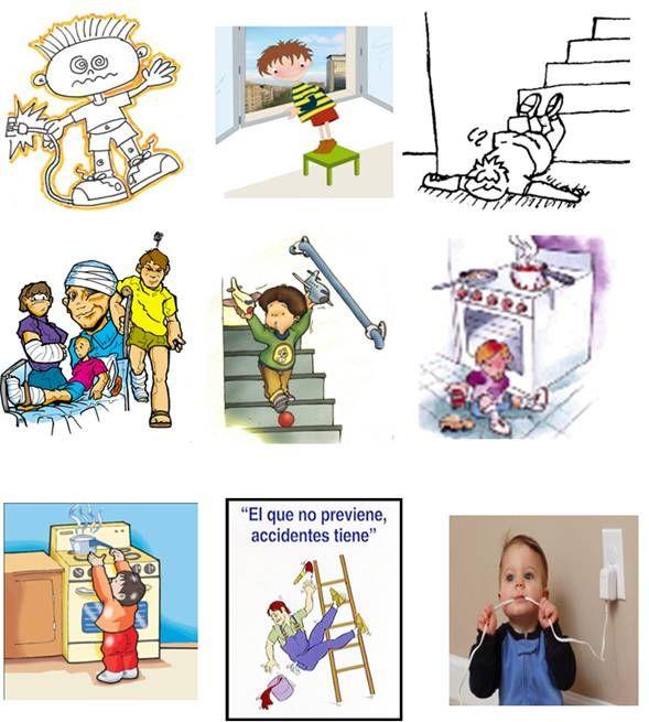 Monografias Com Seguridad Infantil Prevencion Ninos