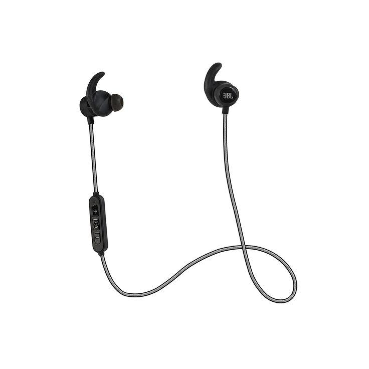 JBL Reflect Mini Bluetooth Sport Earbuds, Black