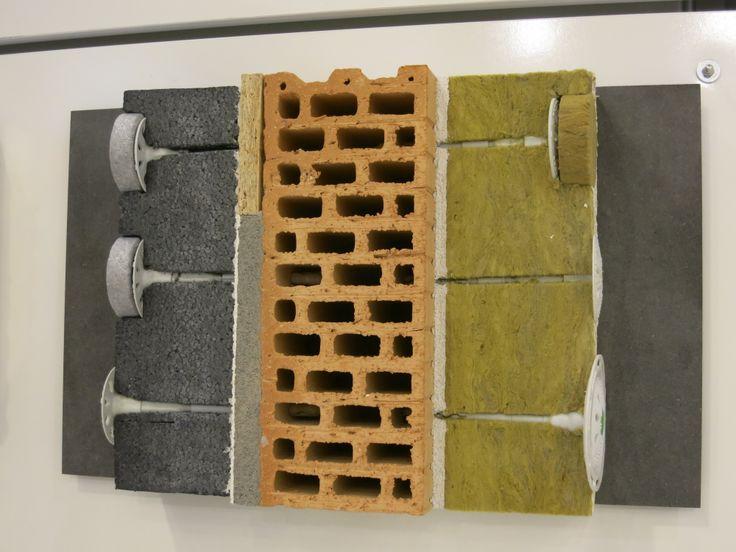 Particolari costruttivi per risparmio energetico.