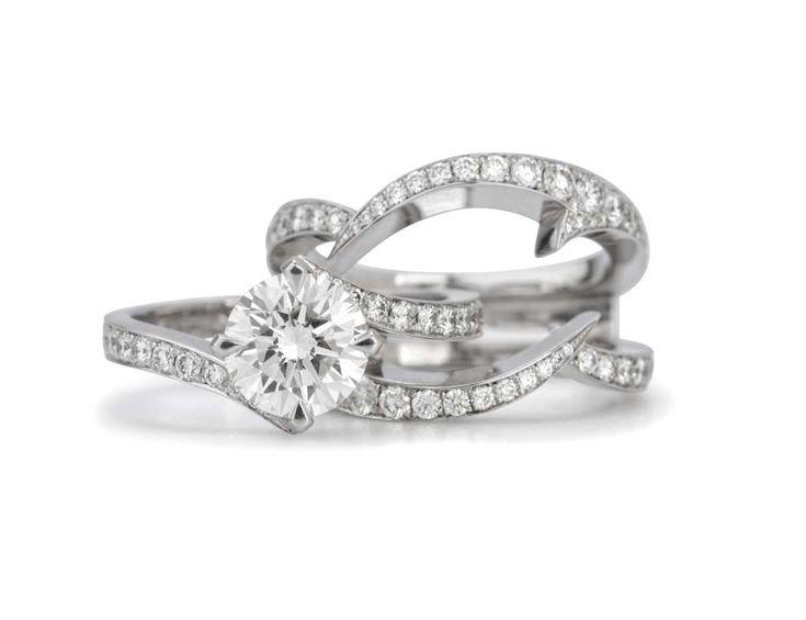 stephen webster s bridal collection interlocking