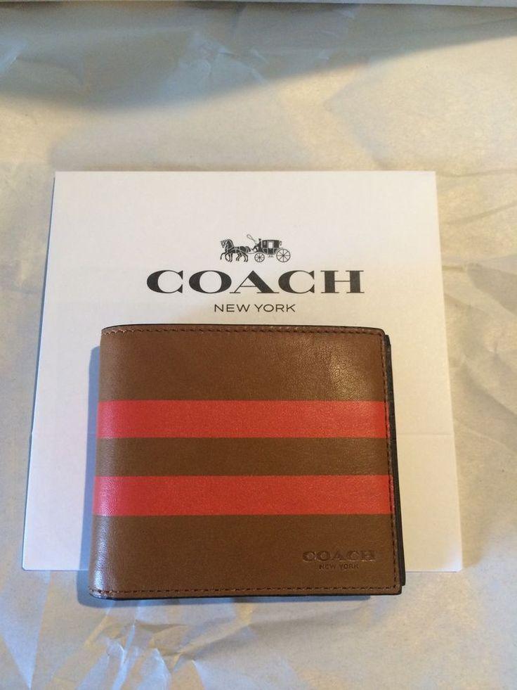 47 Best Coach Wallet Images On Pinterest Coach Wallet