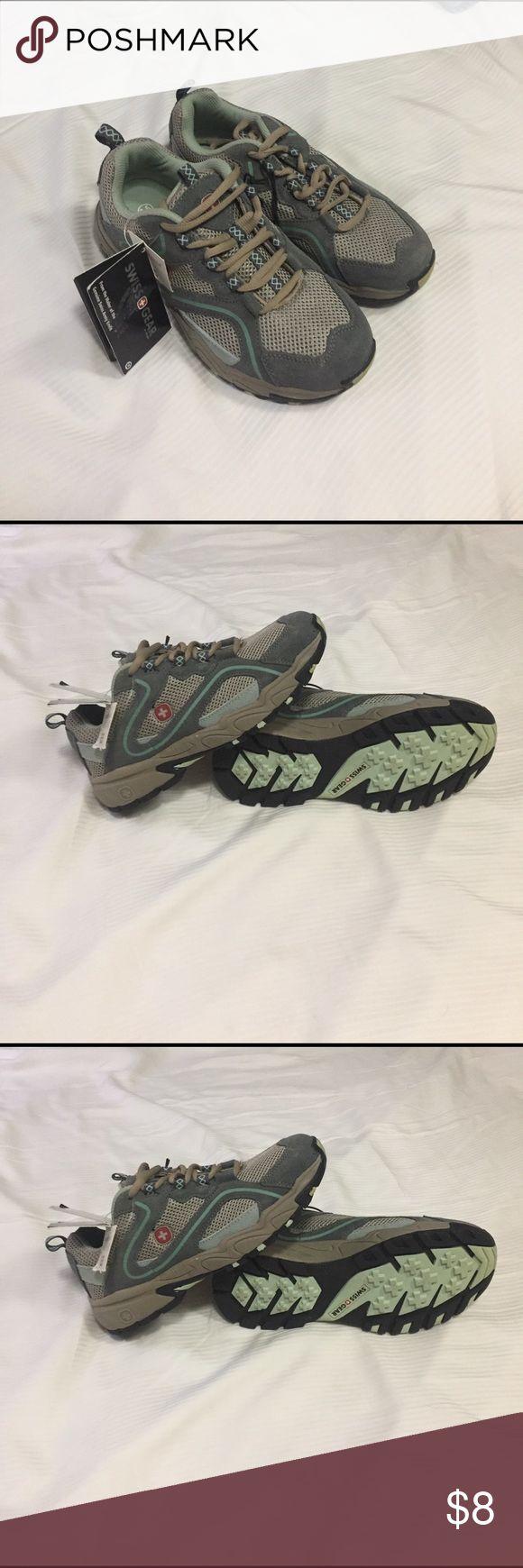 *NWT* Swiss Gear tennis shoes. *NWT* Swiss Gear tennis shoes. Women's size 6.5. Shoes Sneakers