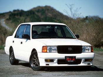 TRD Toyota Comfort GT-Z Super Charger (S10) '2003