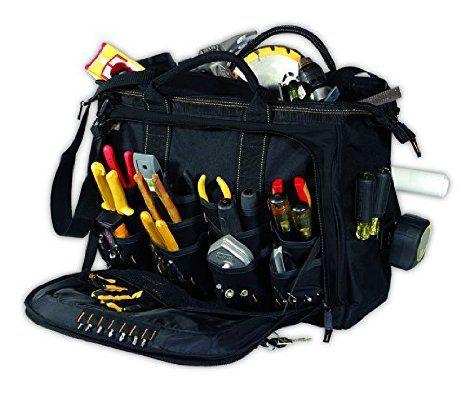 Custom LeatherCraft 1539 equipment case - equipment cases (Black)