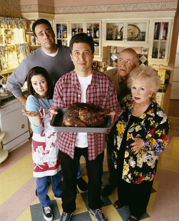 Everybody Loves Raymond. Even though it has been over quite some time this show is so fun to watch.