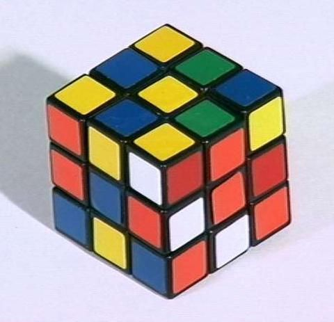 Rubick's Cube! (Followed by other 80's-fabulous stuff..