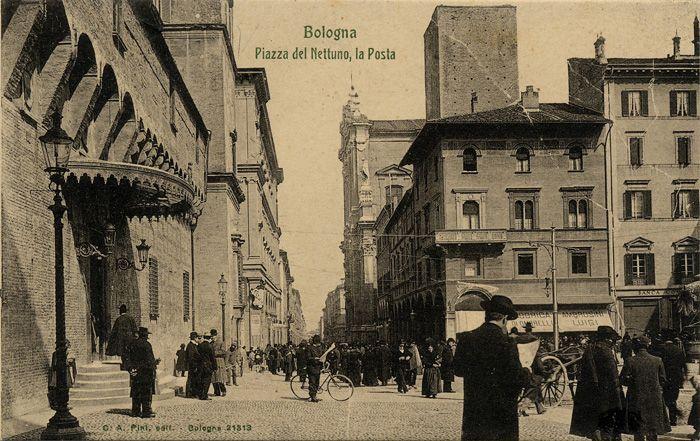 """LE NOSTRE  PUBBLICAZIONI:Le Regie Poste di Bologna, di Francisco Giordano,  in: """"IL GABBIANO"""", notiziario delle Poste Italiane, a.8, n.42, marzo 1998, Roma"""