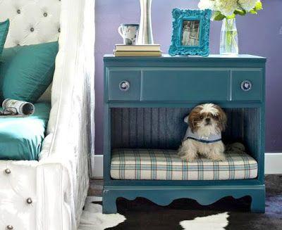 Si tienes mascota y estás pensando en hacer una cama para ella, pon atención en los artículos que tengas en casa y que ya no estés utilizand...