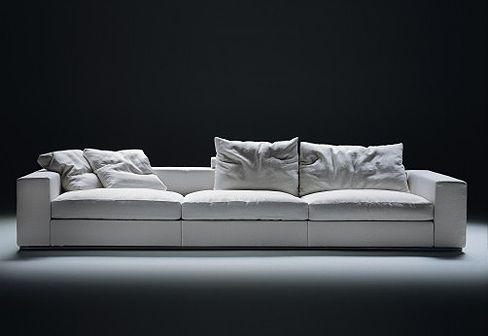 Groundpiece Sofa by Flexform - sofas - design at STYLEPARK