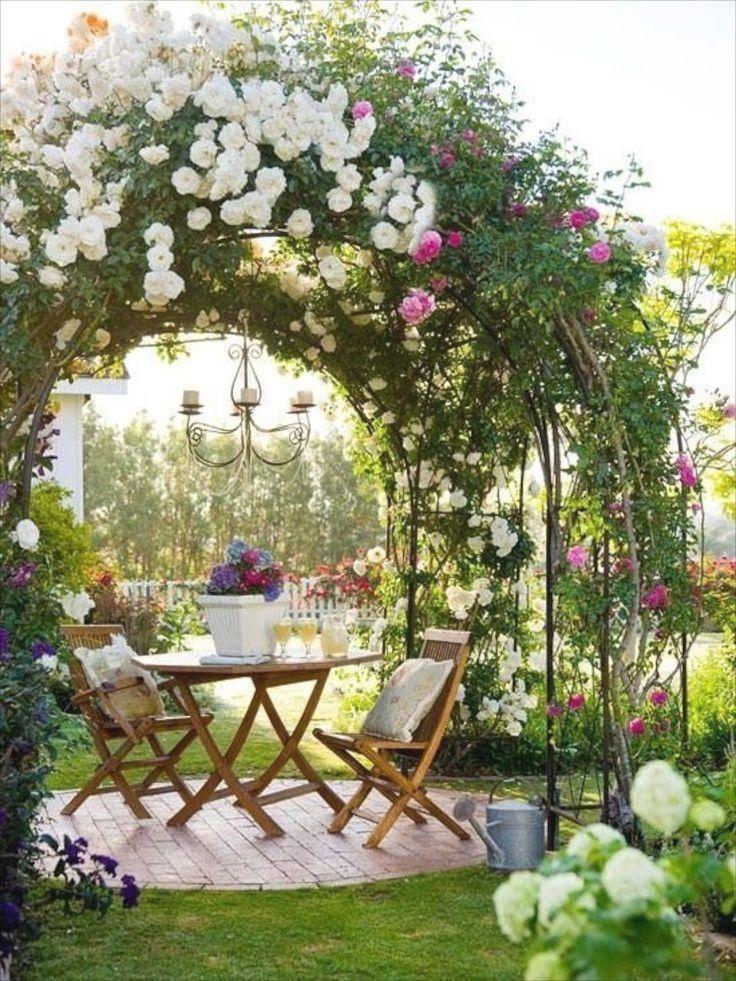 Gartendeko Gartendesign Gartenideen In 2020 Garden Sitting Areas Cottage Garden Garden Makeover