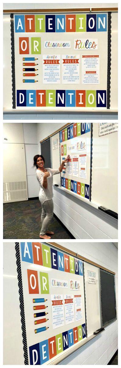 Classroom Management Ideas Middle School ~ Best classroom consequences ideas on pinterest