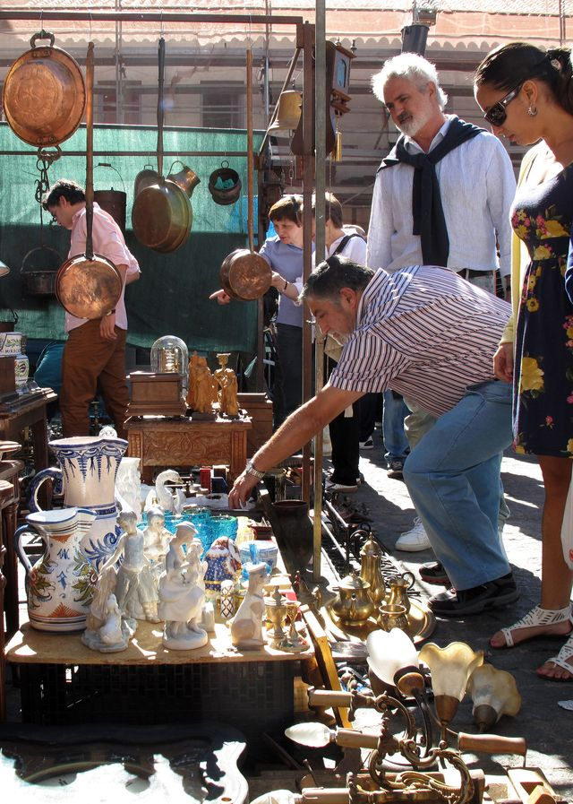 """At one time or another all antiques dealers get asked the question """"where do you find all this stuff?"""" Here's your answer."""
