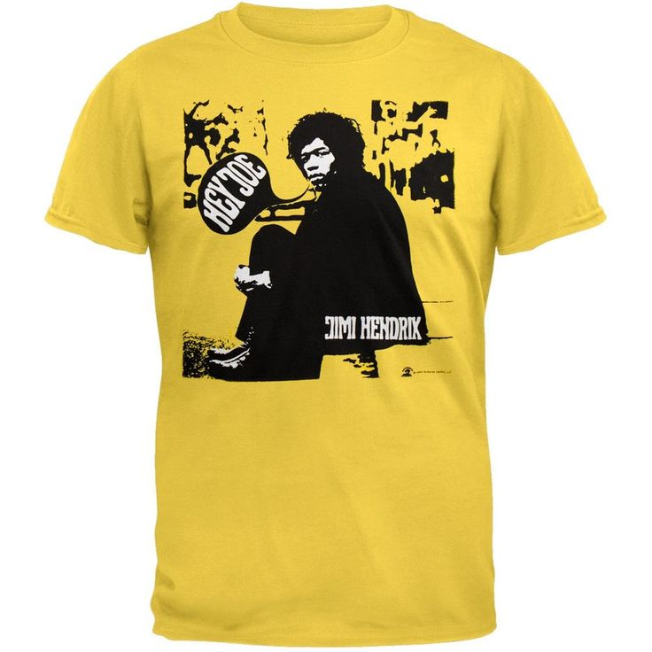 Jimi Hendrix - Hey Joe T-Shirt