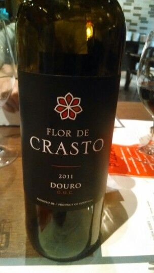 Flor De Crasto red wine