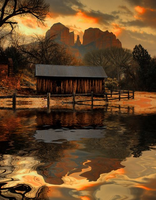 """Travel"" to one of my favorite places in the world Sedona, Arizona"