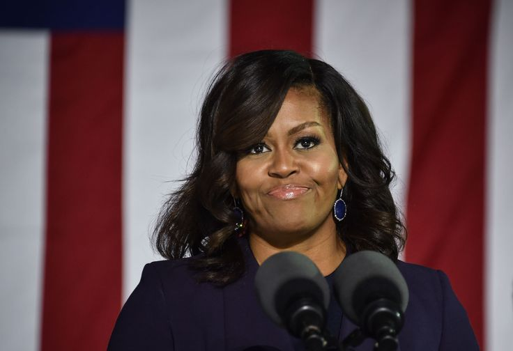 The hashtag #Michelle2020 has begun trending