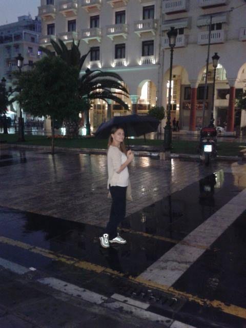 Παιδι της βροχής by Aristea Gianni