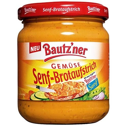 """Bautzner Senf-Brotaufstrich """"Gemüse"""""""