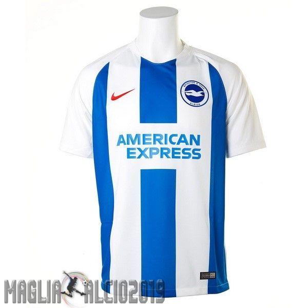 Completi Calcio In Offerta Nike Home Maglia Brighton 18-19 Blu ...