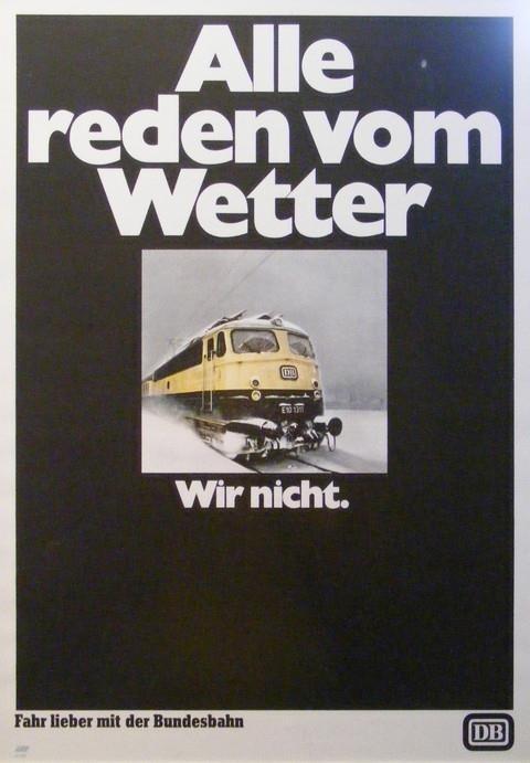 Die alte Kampagne koennte man beim Wetter heute nochmal locker rausholen. Gute Fahrt allerseits. #schnee #hamburg