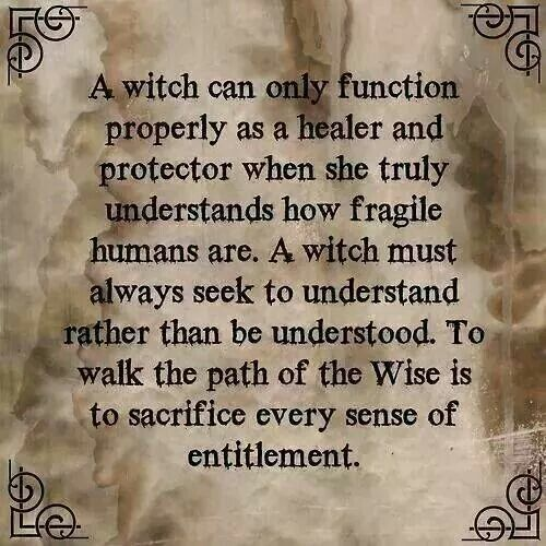 This is so very true! I can't function properly unless healing and protecting. It is the only way, I've known this in my heart for years now