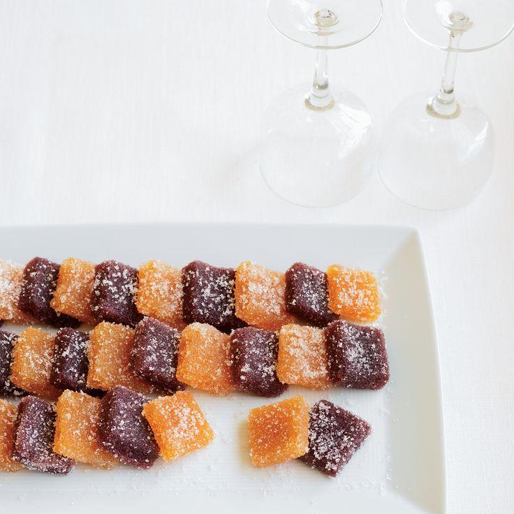 Raspberry Pâte de Fruit   Food & Wine