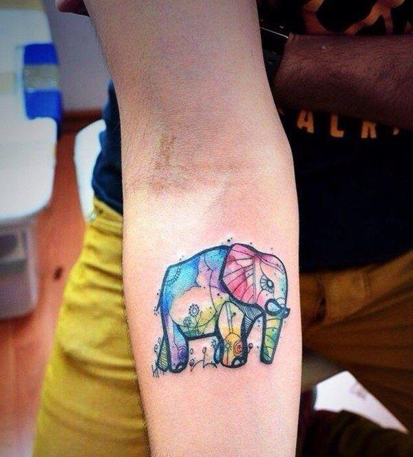 #elephant #tattoo #tattoos #ideas #designs