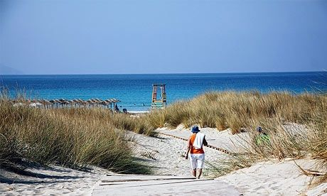 View from the Peloponnese: Crisis? What crisis? | World news | The Guardian